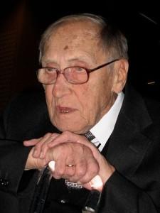 Leszek Kolakowski. Photo Mariusz Kubik.