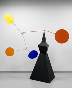 Calder. 1898.1976. Totem. Fondation Calder. New York.