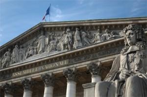 La chambre basse du Parlement français.
