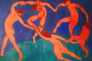 Matisse. La danse. 1909.