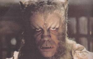 Oliver Reed en loup-garou dans les années 1960. www.dinosoria.com/loup_garou.htm