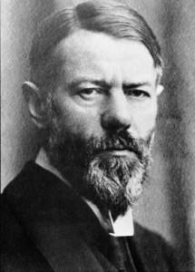 Max Weber.1864.1920. Photo Leif Eriksson.