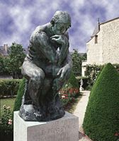 Rodin. Le penseur. 1880. Site du muse Rodin.