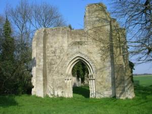 ruine de de la chapelle de Champlieu. picasaweb.google.com