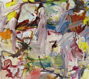 De Kooning. 1904.1997. Untitled XVI. 1975