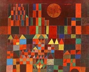 Paul-Klee-Burg-und-Sonne--1928-165777
