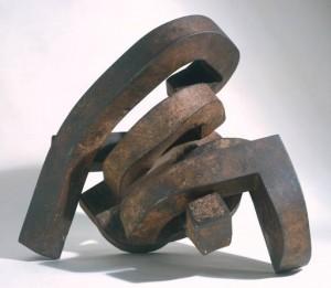 Eduardo Chillida. 1924.2002. Modulation de l'espace. 1963.