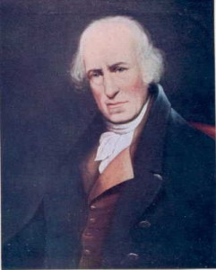 James Watt. 1736. 1819. Met au point la machine à vapeur entre 1765 et 1769.