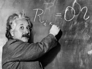 Albert Einstein. 1879.1955.
