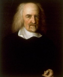Thomas Hobbes. Portarit par John Michael. National Gallery. Londres.