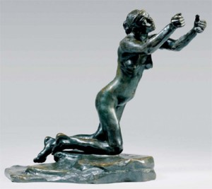 L'implorante. Camille Claudel. 1893.1905.