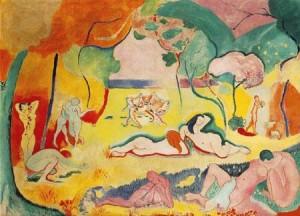 Matisse. Le bonheur.