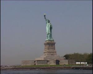 Statue de la liberté. Bartholdi. 1886. New York
