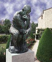 Rodin. Le penseur. 1880. Site du musée Rodin.